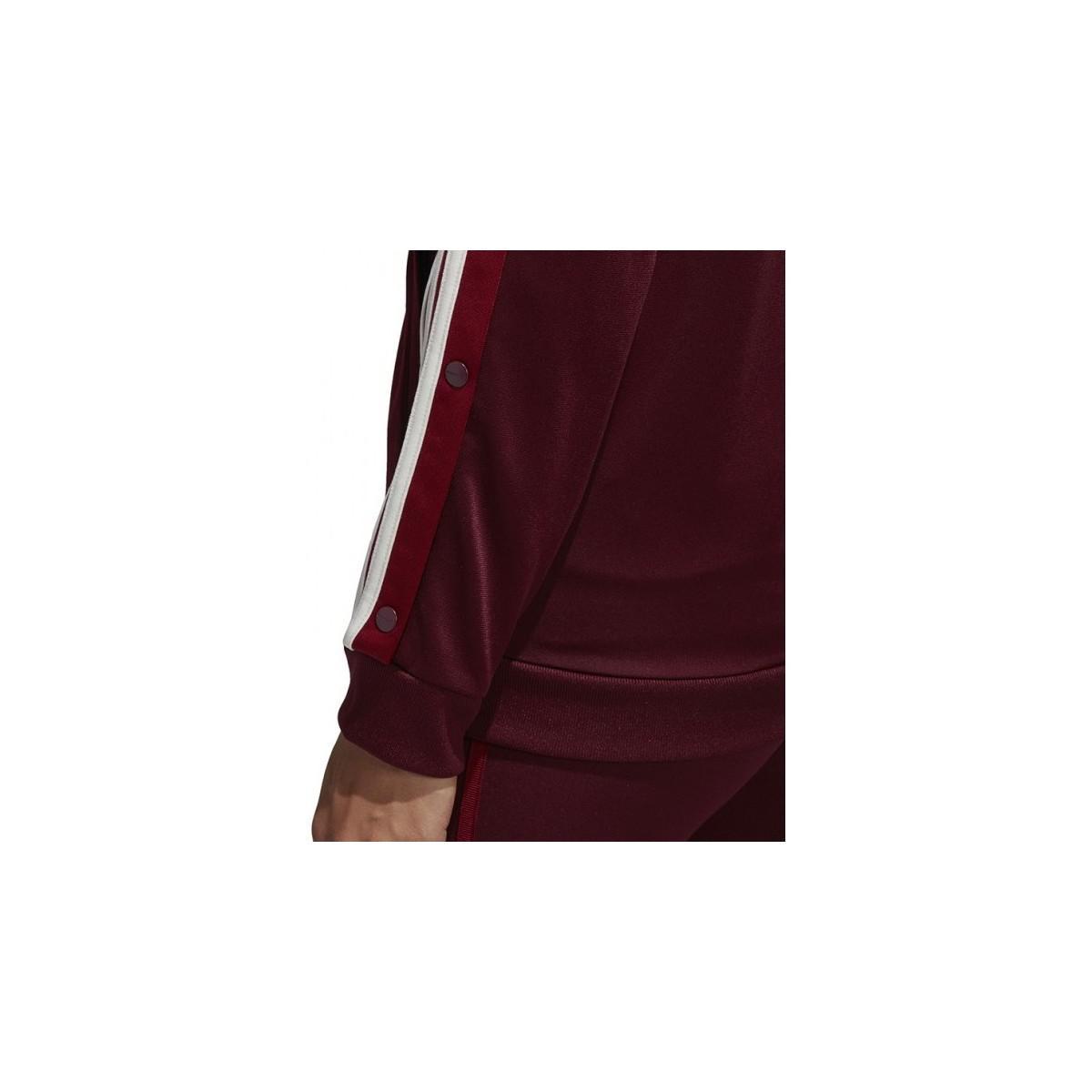 Red Coloris Adibreak Femmes Veste En Adidas Rouge De Survetement Bordeaux srthdQCxB