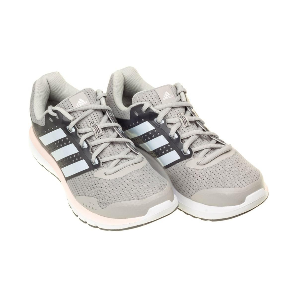 adidas Duramo 7 W Women's Shoes (trainers) In Grey in Grey