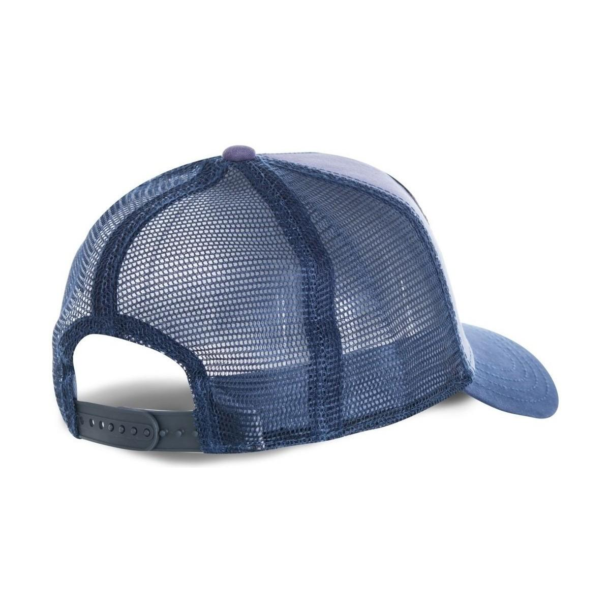 Casquette Baseball WiseAss Bleu Goorin Bros
