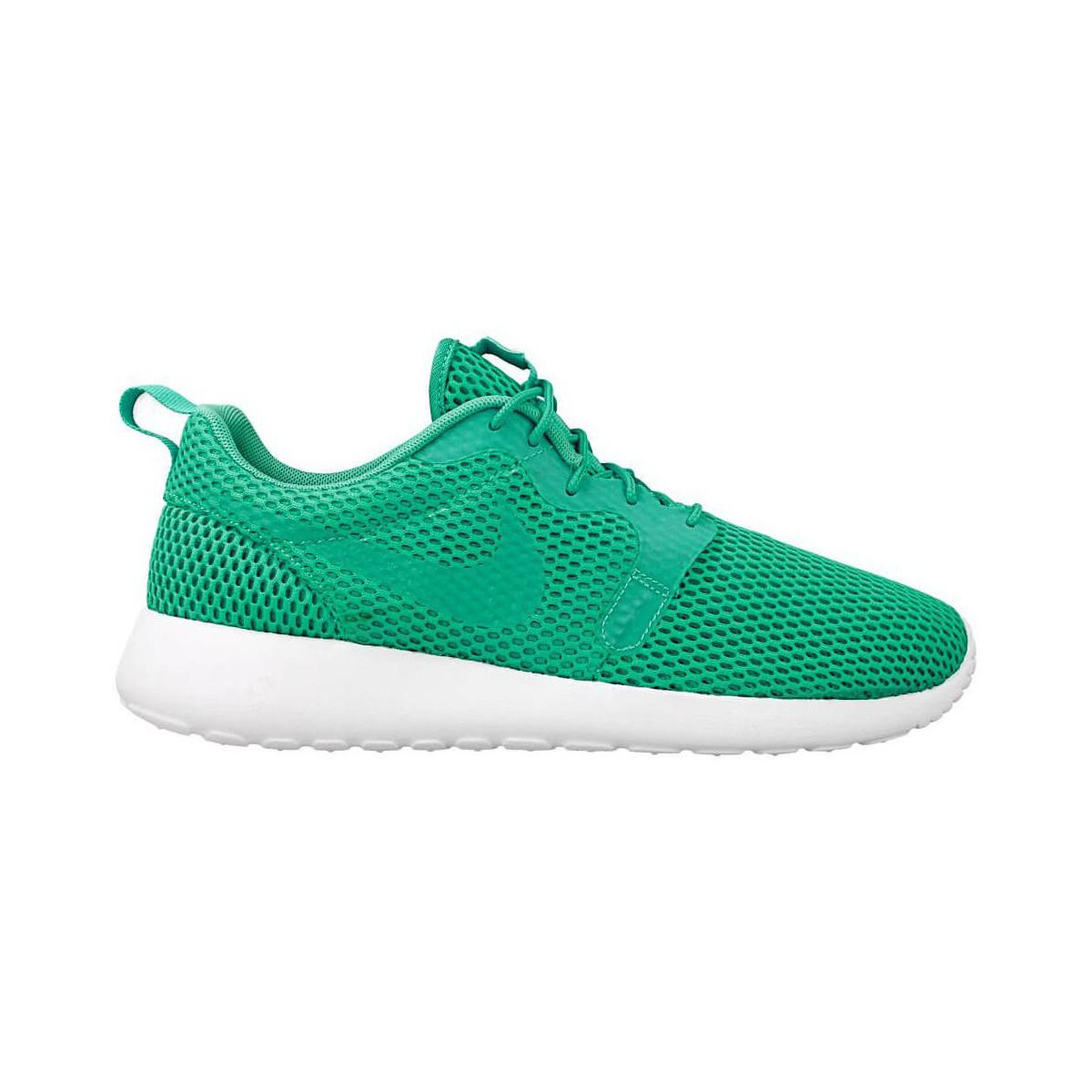 8f8236930968c Nike Roshe One Hyp Br Men s Shoes (trainers) In Green in Green for ...