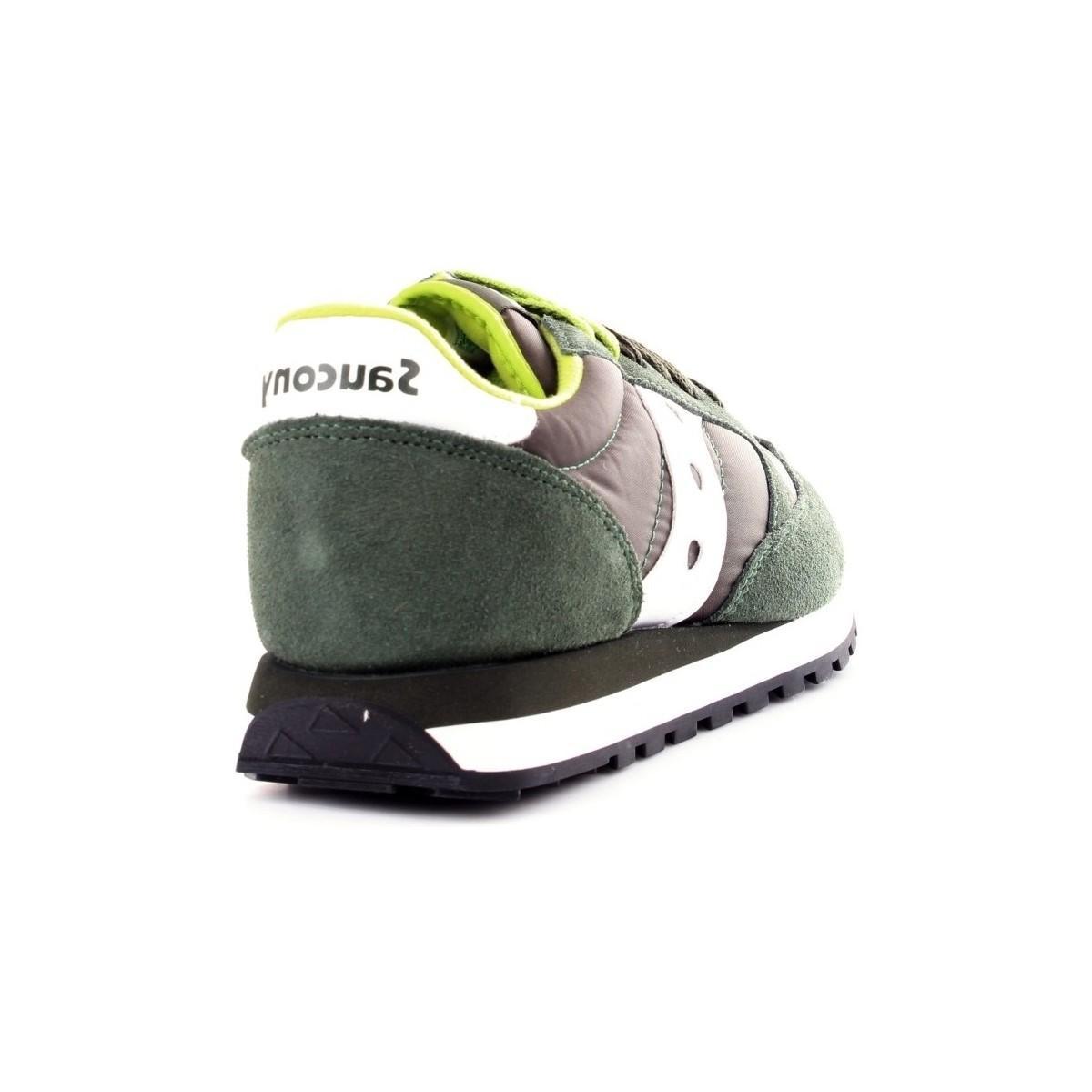 2044JAZZ Chaussures Saucony en coloris Vert