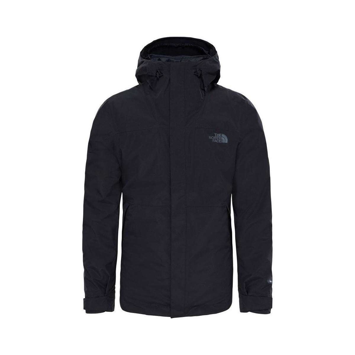 The North Face Naslund Triclimate Tnf Men's In Black for Men