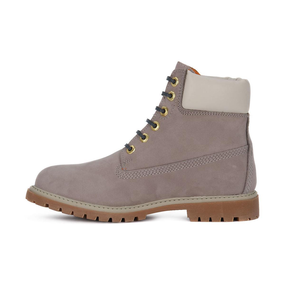 CD017 ANKLE BOOT Boots Lumberjack en coloris Marron