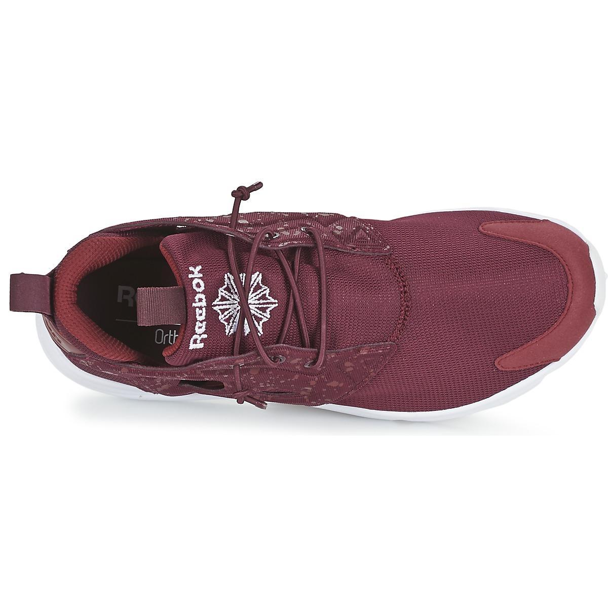 Reebok Lage Sneakers Furylite Sp in het Rood voor heren
