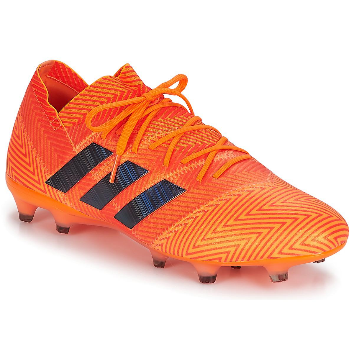 huge selection of b24b3 03950 adidas. Nemeziz 18.1 Fg Mens Football Boots In Orange