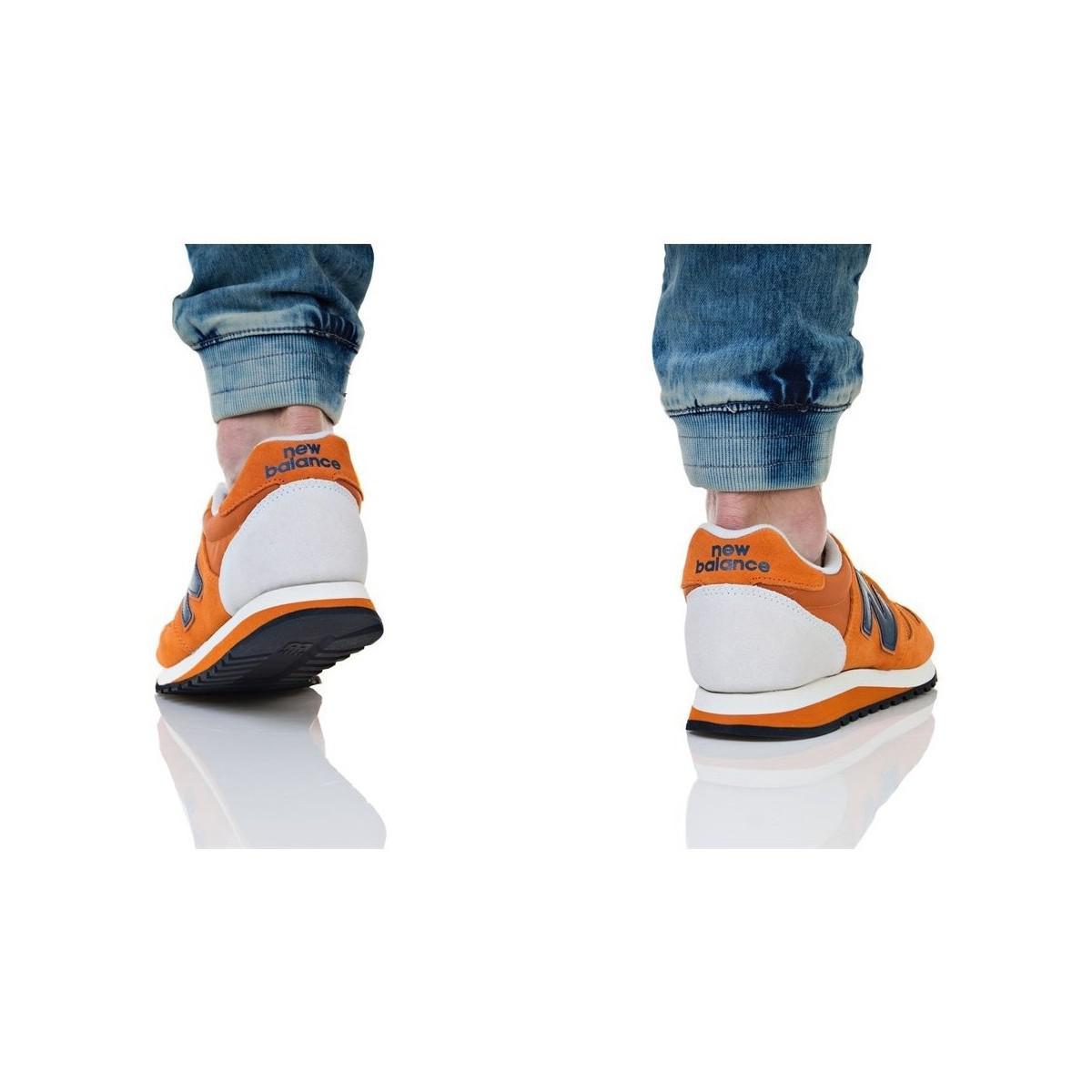 New Balance 520 Men's In Orange for Men