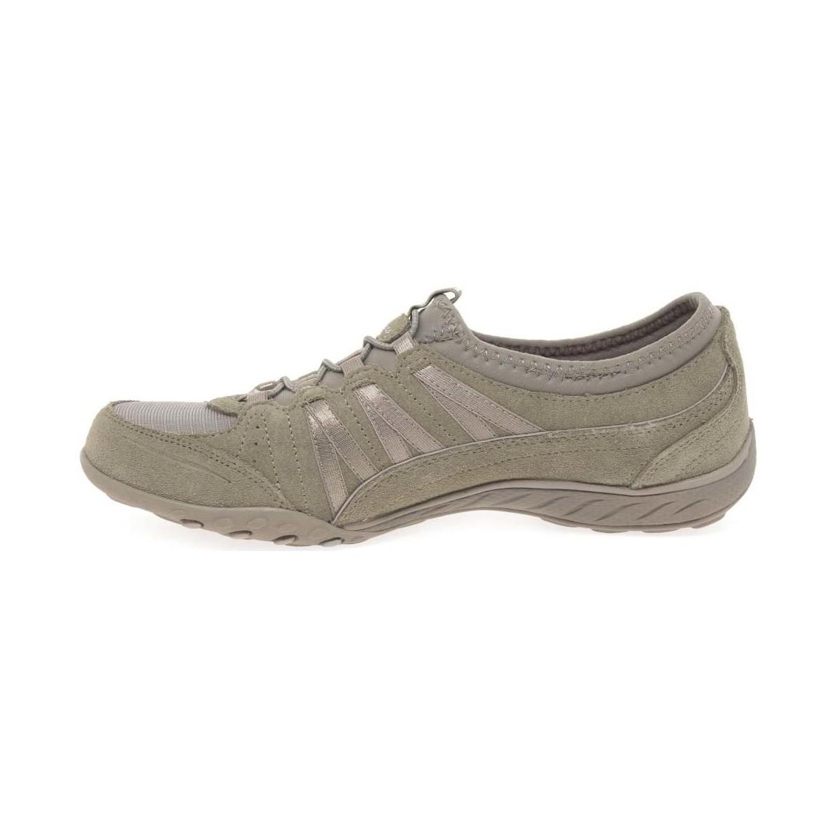 Skechers - Natural Breathe Easy Money Bags Womens Casual Sports Trainers  Women's Shoes (trainers). View Fullscreen