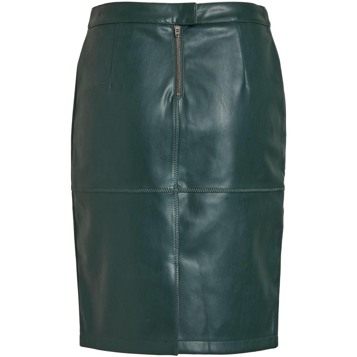 14033417 femmes Jupes en vert Vila en coloris Vert - 16 % de réduction