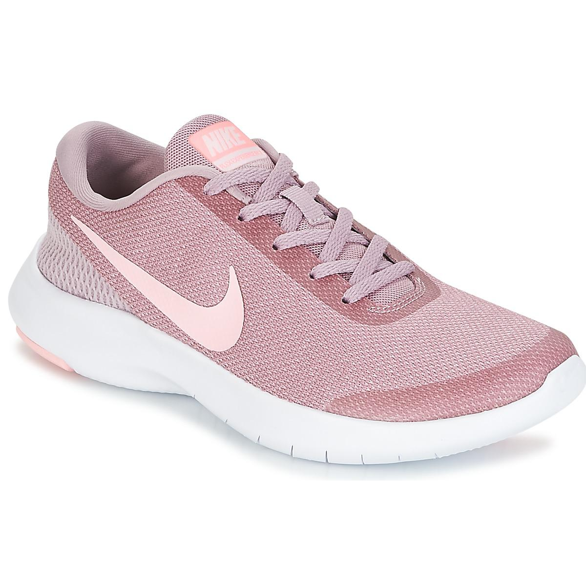 f4c7a67b65f2 Nike Flex Experience Run 7 W Women s Running Trainers In Pink in ...