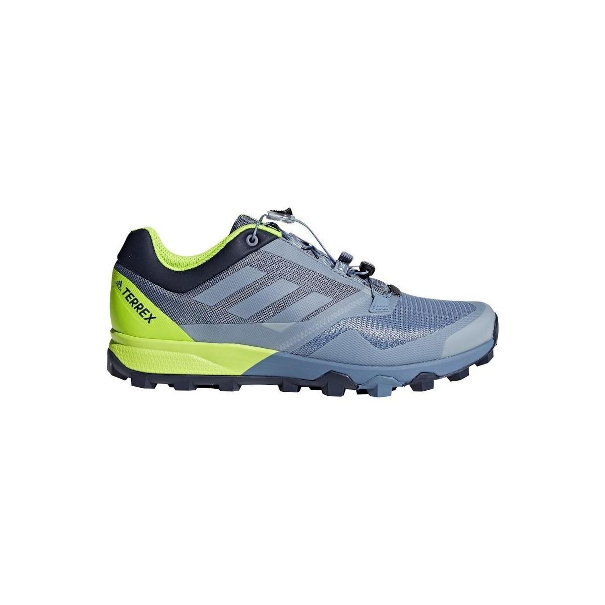 Hommes Terrex Trailmaker Gtx Formateurs De La Croix, Adidas Vert