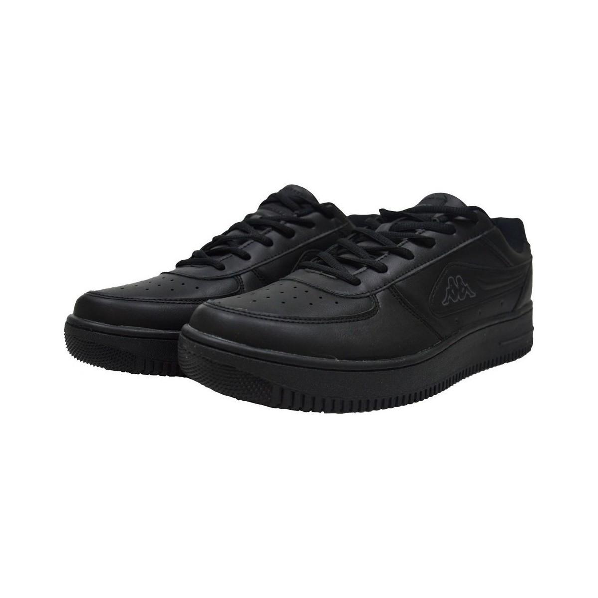 9fdc5a528bd Kappa Bash Men's Shoes (trainers) In Black in Black for Men - Lyst