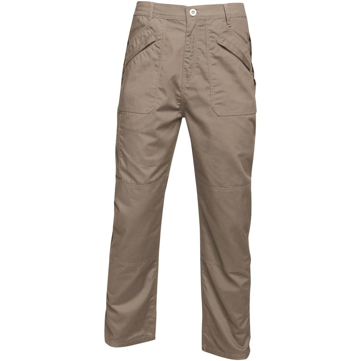 Regatta Mens Original Action Waterproof Trousers Regular