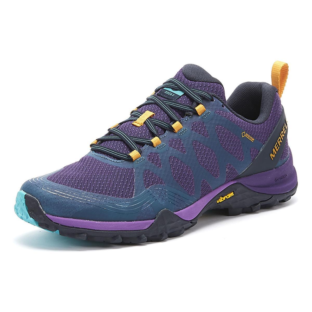 Siren 3 GORE-TEX Baskets Femmes Violet Chaussures Merrell en coloris Violet r9MV