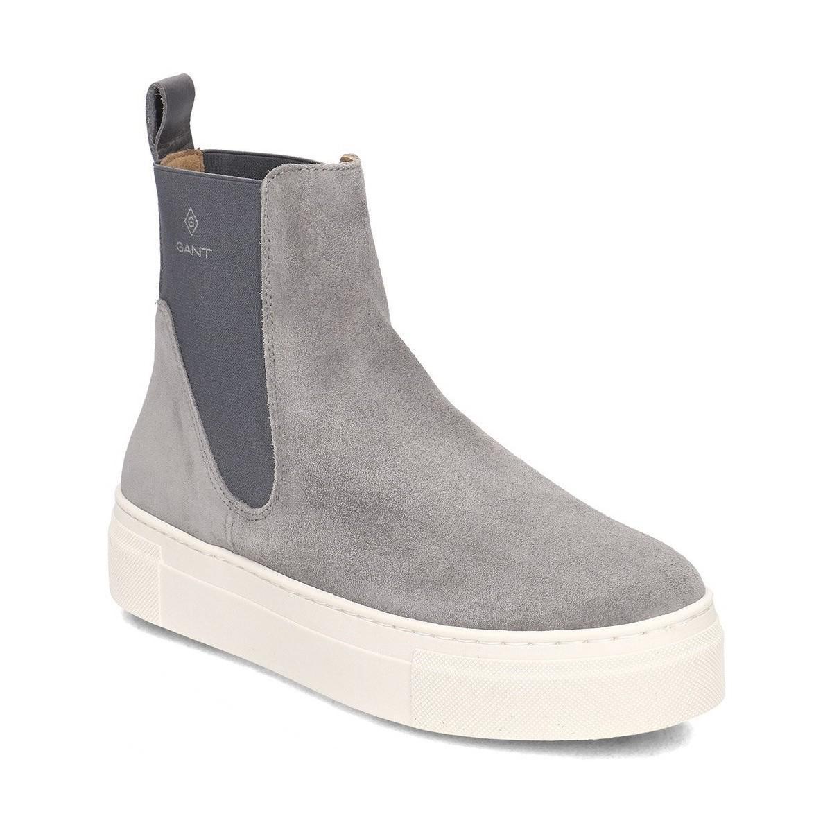 GANT Footwear Damen Lydia Chelsea Boots, Braun (Sienna Brown