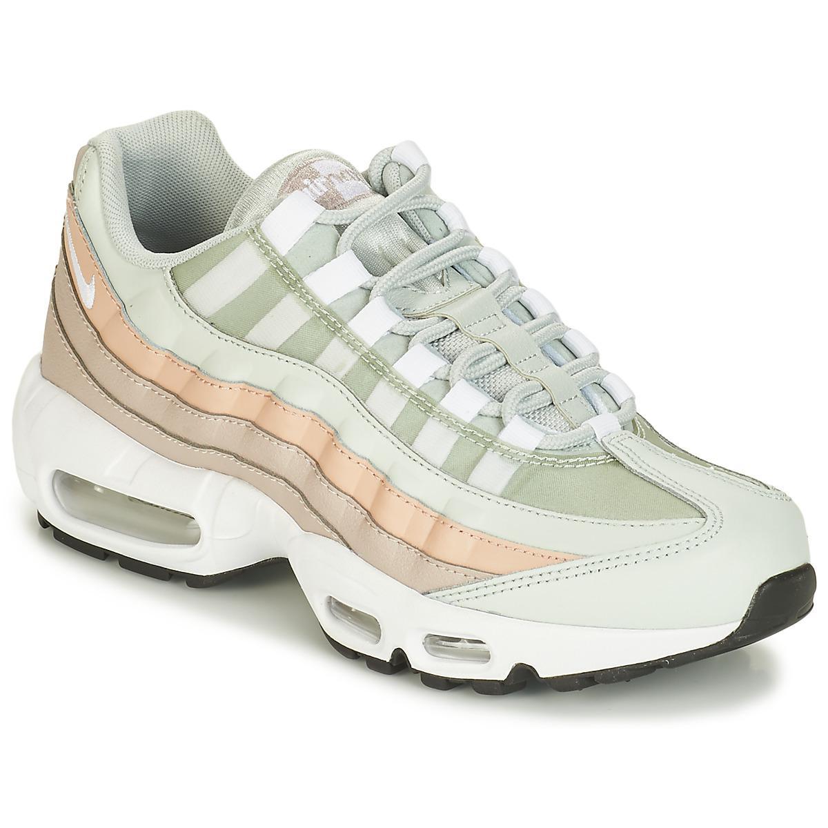pretty nice bcbcc 12f69 Nike. Women s White Air Max ...
