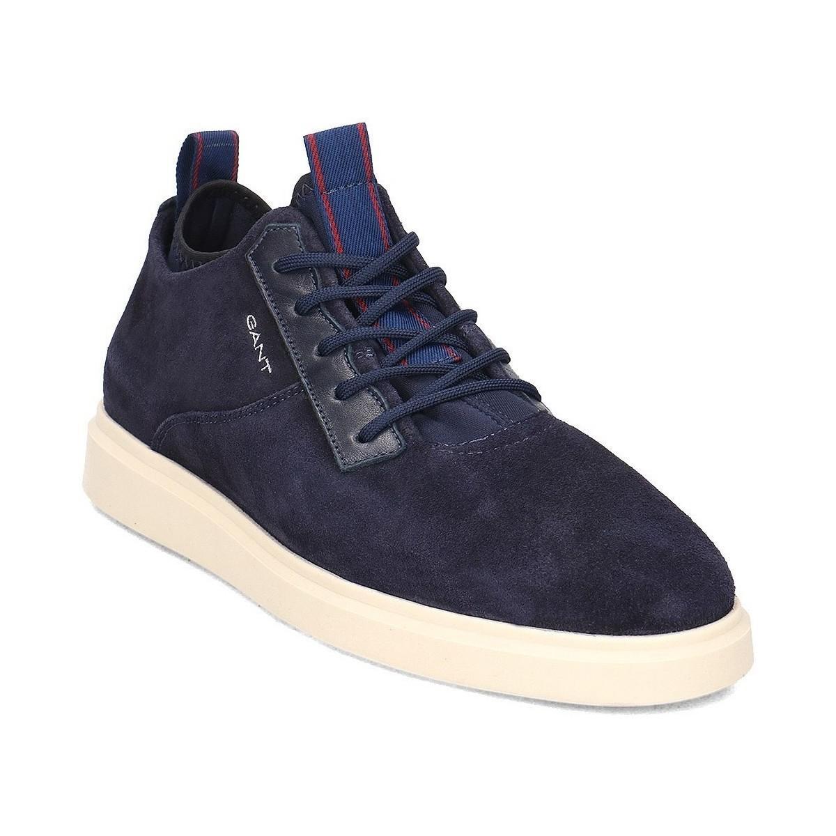 Men's Lyst Beacon in for Multicolour Men Blue GANT ShoestrainersIn Fl3JTKc1