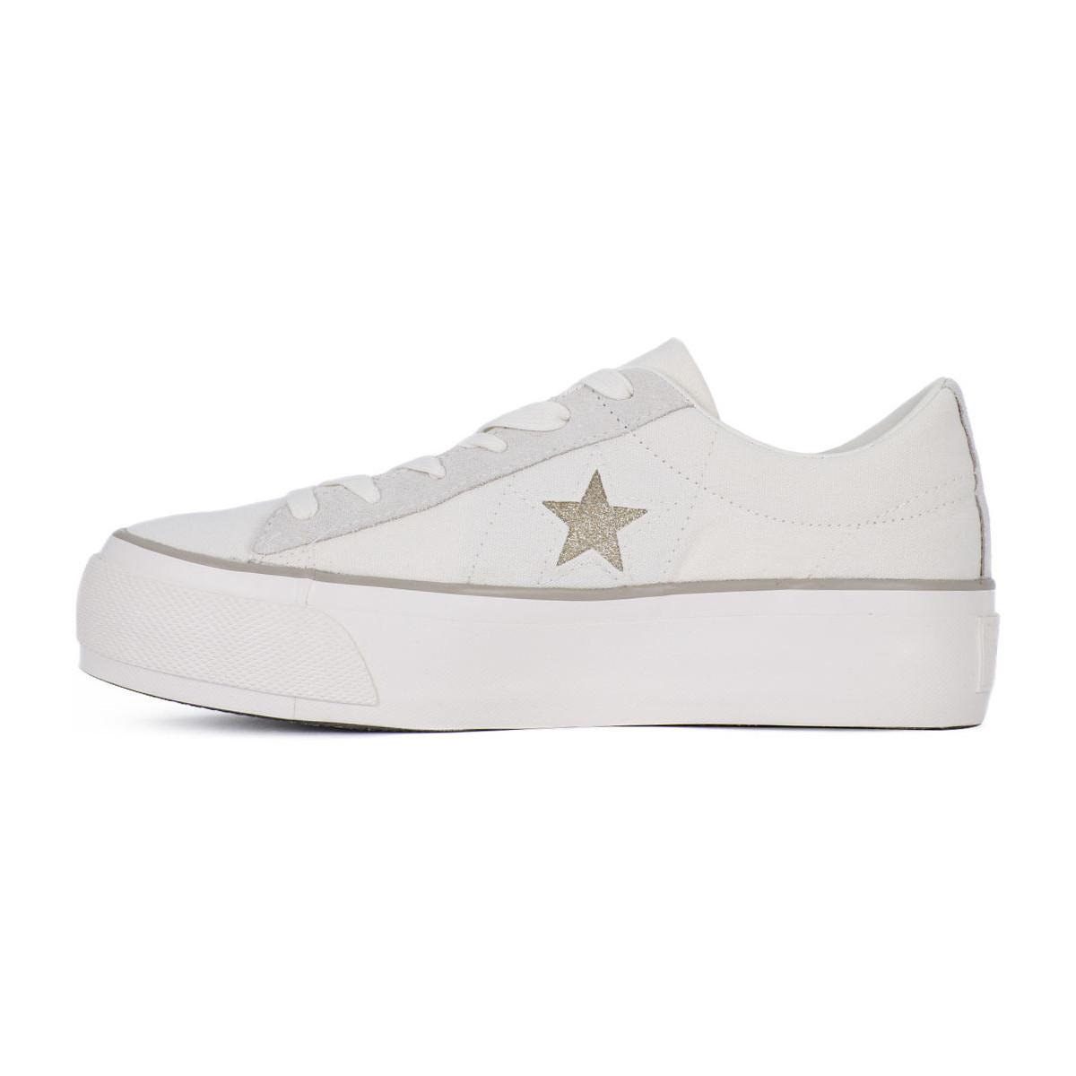 8bc621262911 Gallery. Previously sold at  Spartoo · Women s Converse Platform ...