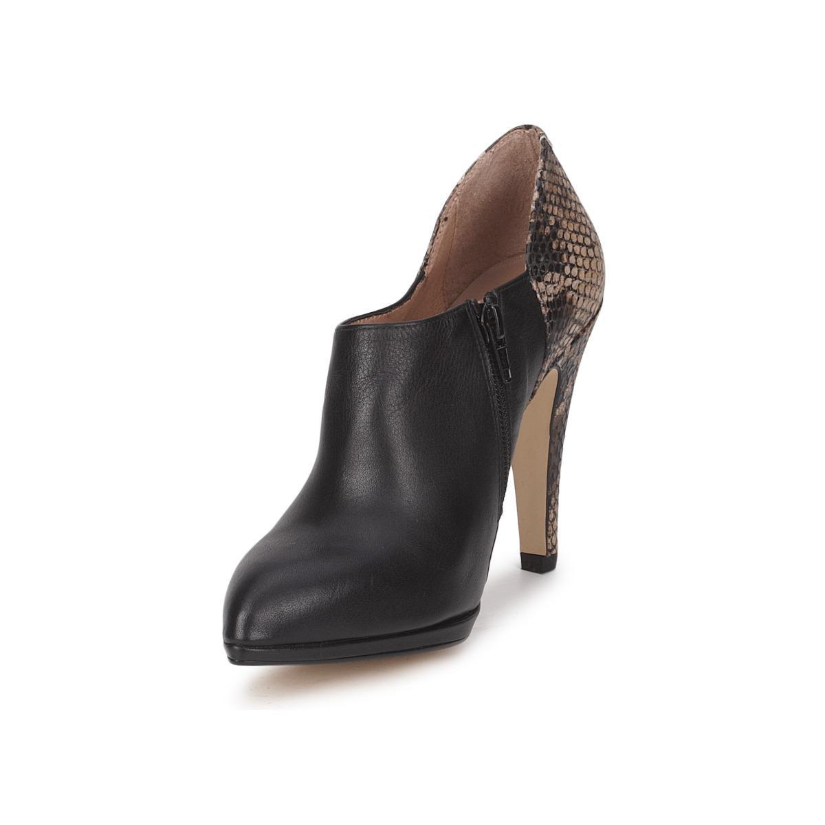 KMB - Women's Low Boots In Black