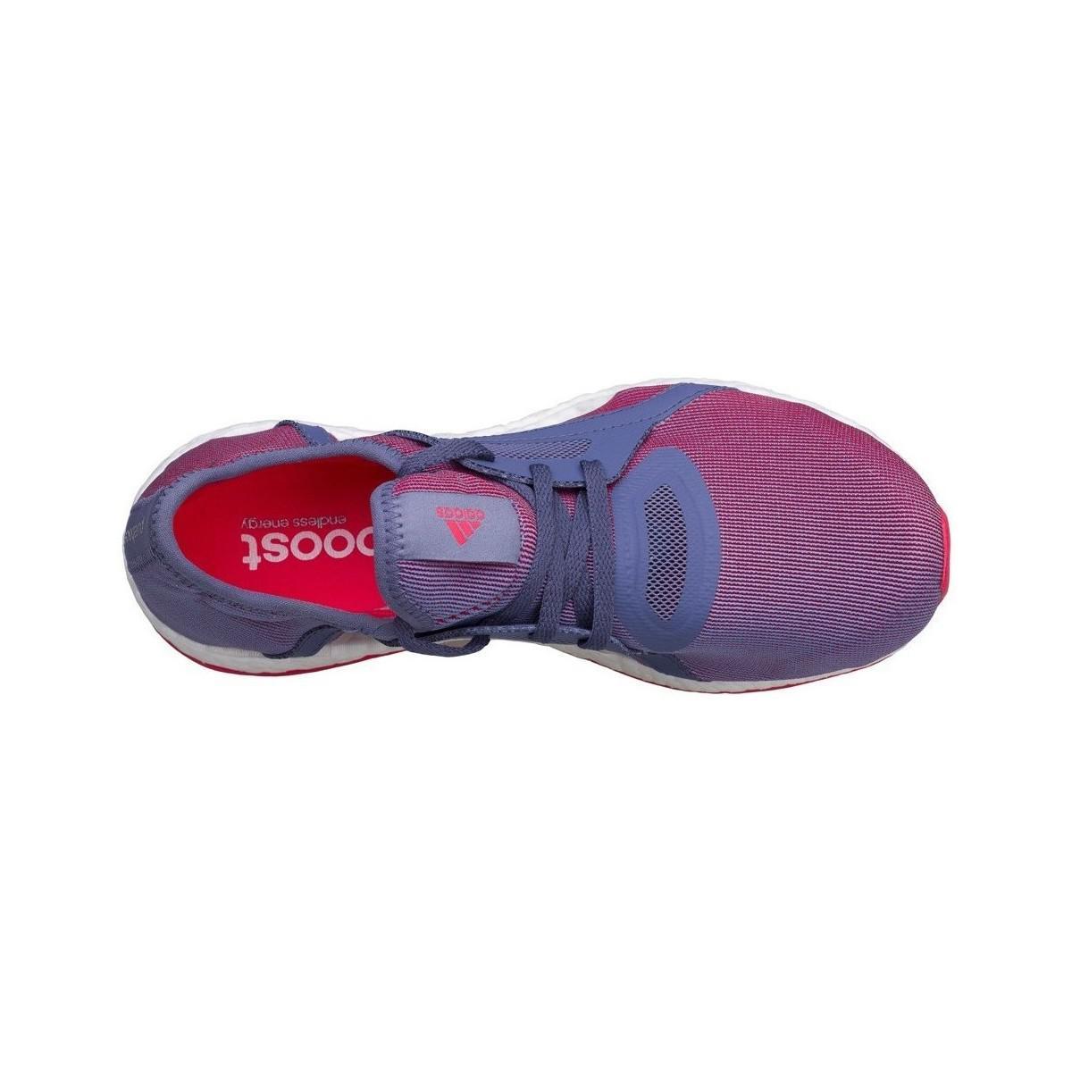adidas Pureboost X Women's Running Trainers In Pink