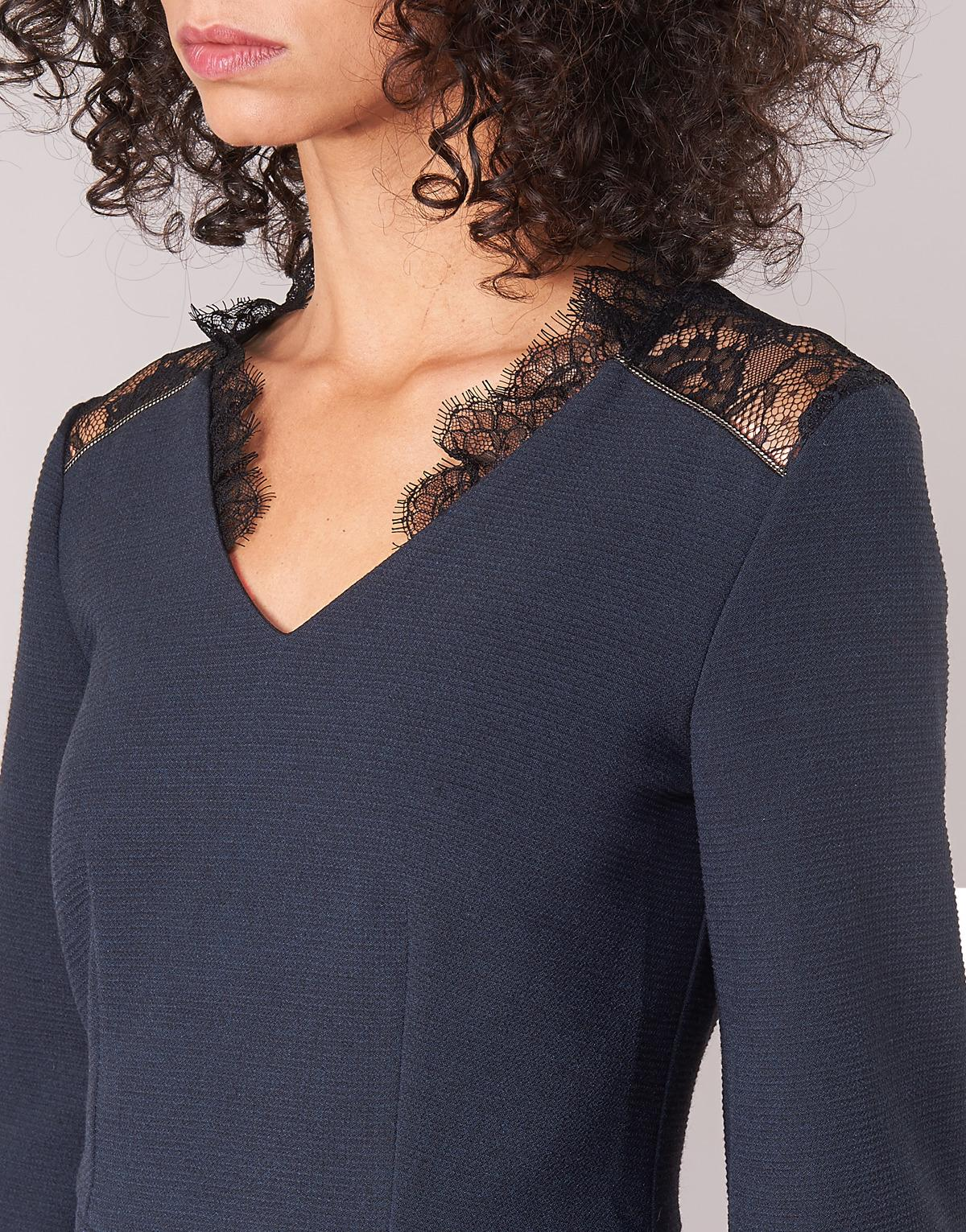 Robe courte REVIA One Step en coloris Bleu - 6 % de réduction