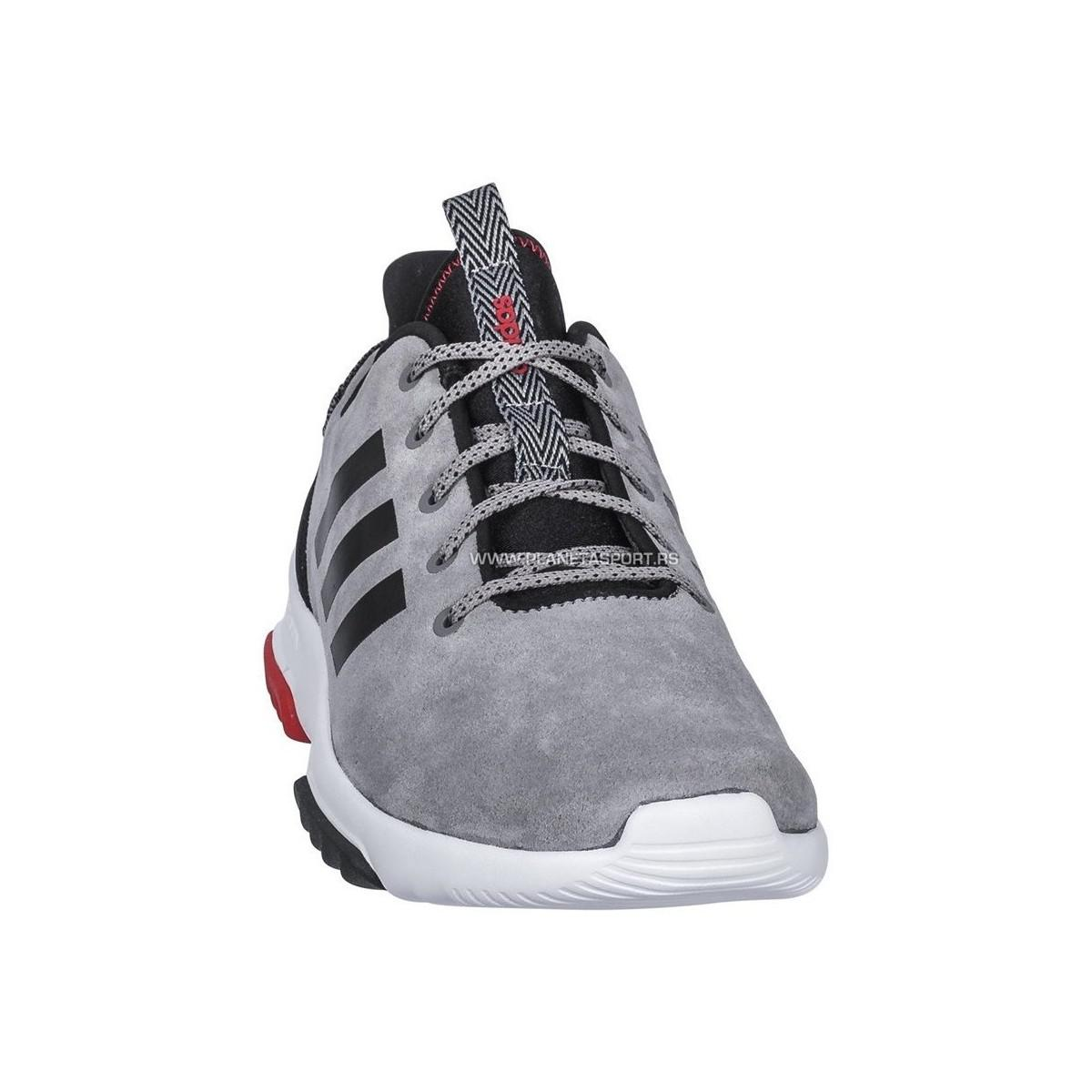 adidas Cf Racer Tr Grethrcblackscarle Men's Shoes (trainers) In Grey in Grey for Men