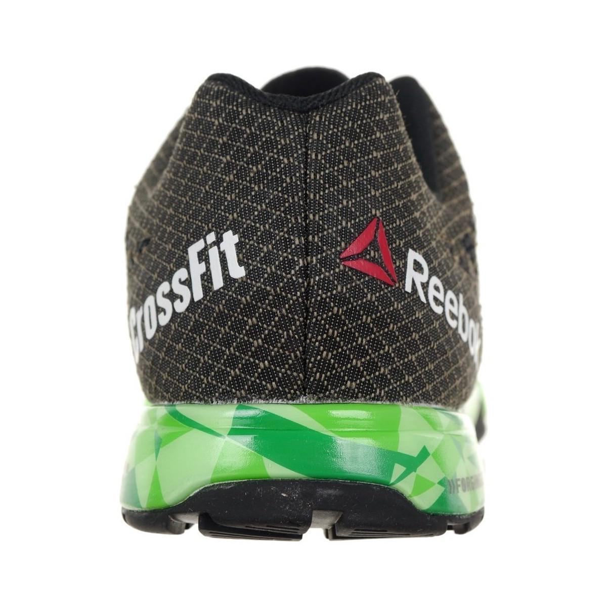 Reebok Crossfit Nano 50 Women's Running Trainers In Black