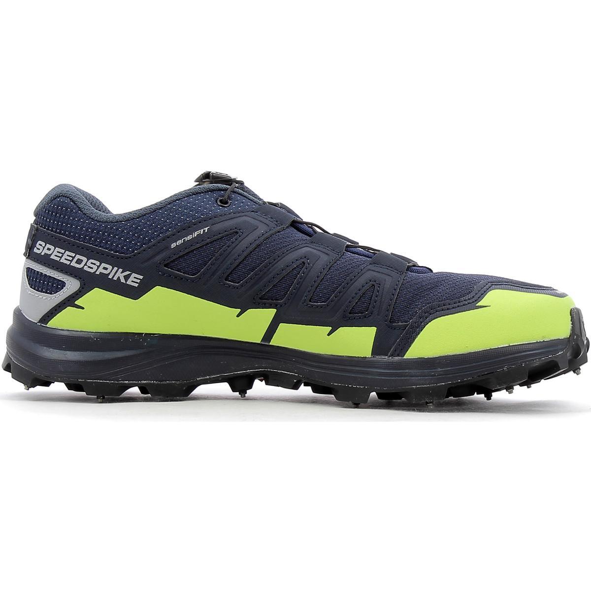 Yves Salomon Hardloopschoenen Speedspike Cs in het Blauw voor heren