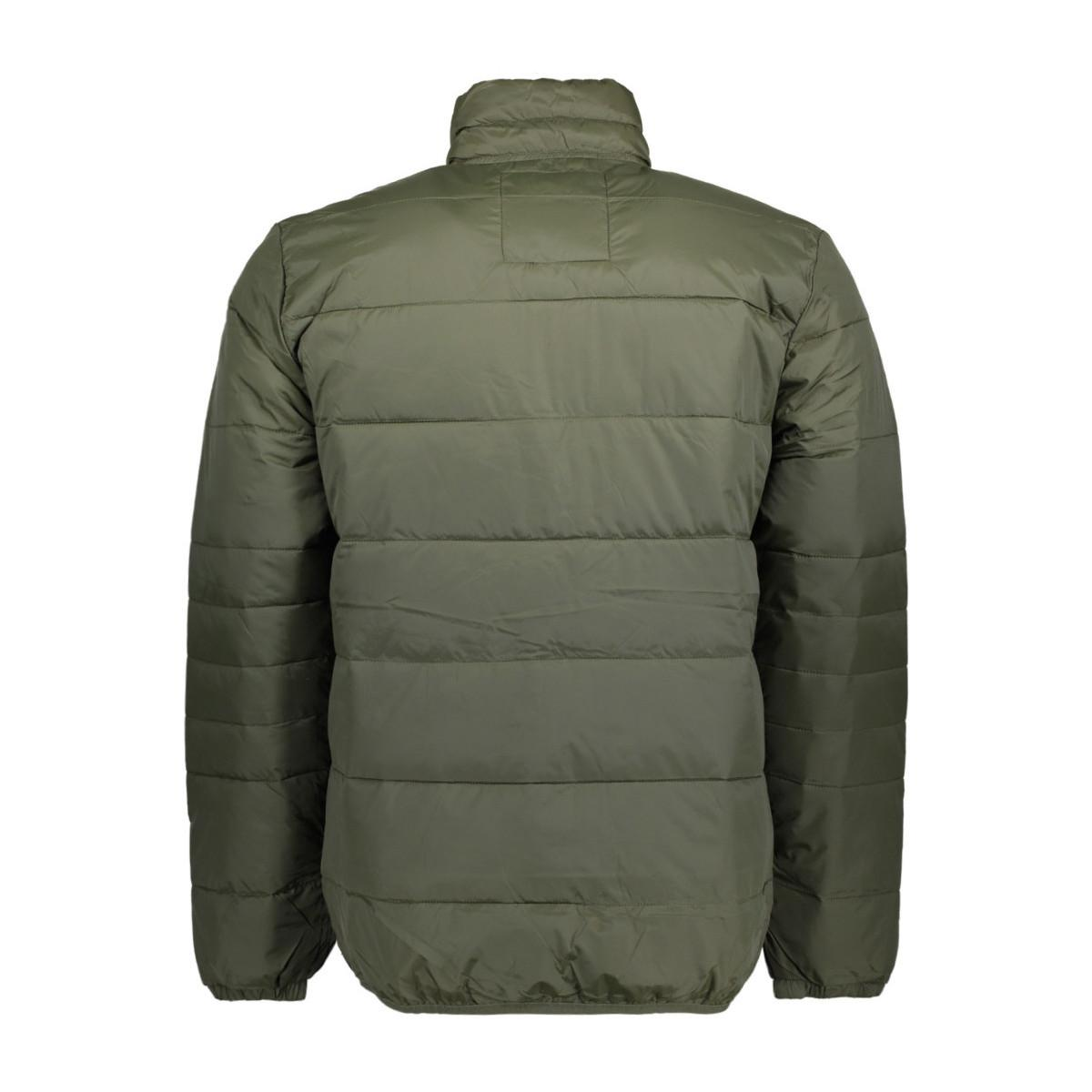 Izod Faux Down Hooded Parka Hombre