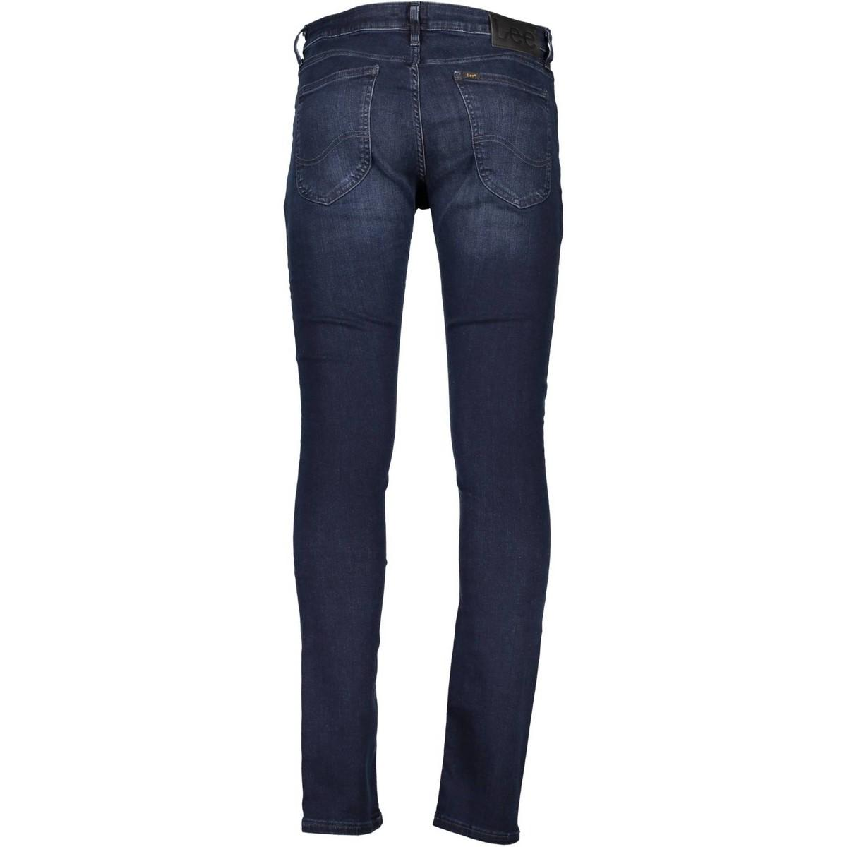 Lee Jeans Denim Straight Jeans L736kjma Malone in het Blauw voor heren