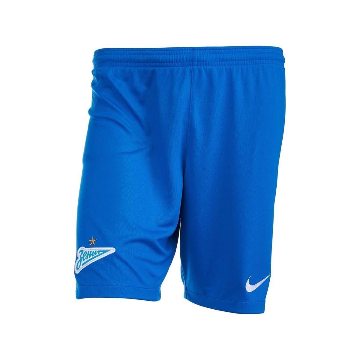Nike 2018-2019 Zenit Home Shorts Women s Shorts In Blue in Blue - Lyst 80b05211488