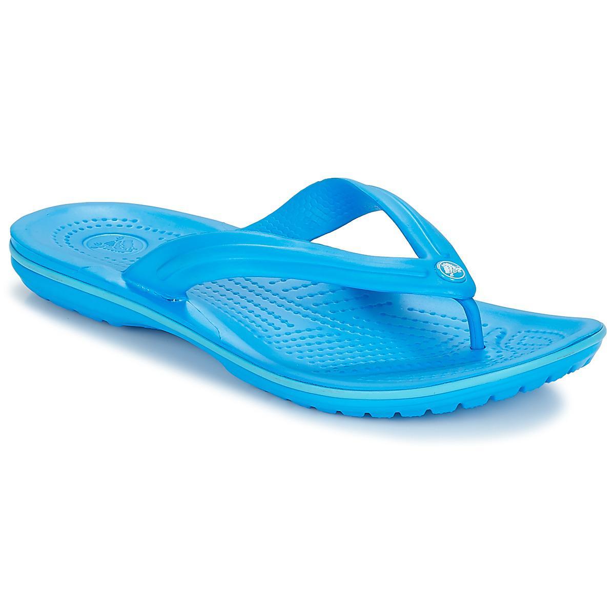 Womens Crocband Flip Flops