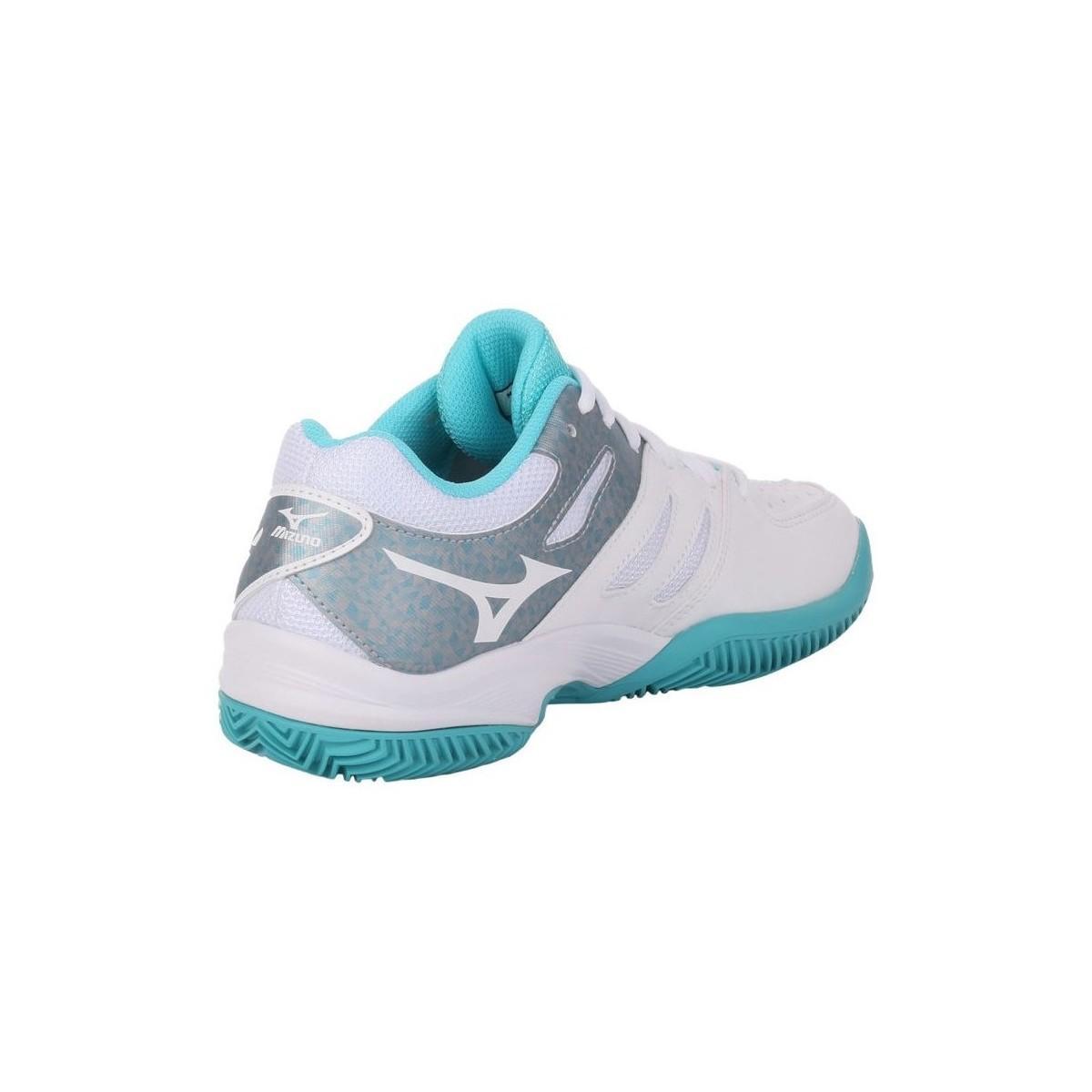 fde8a0eb1c0f Mizuno - Break Shot 2 Cc Women's Shoes (trainers) In White - Lyst. View  fullscreen