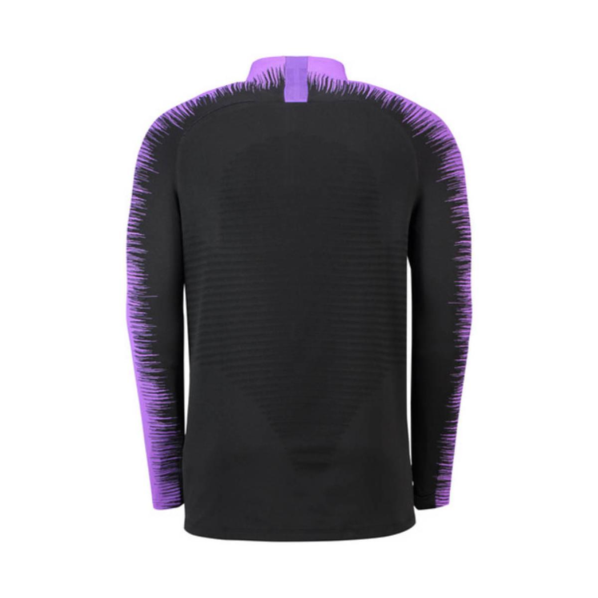Nike 2018-2019 Tottenham Strike Vaporknit Drill Top Men's Tracksuit Jacket In Black for Men