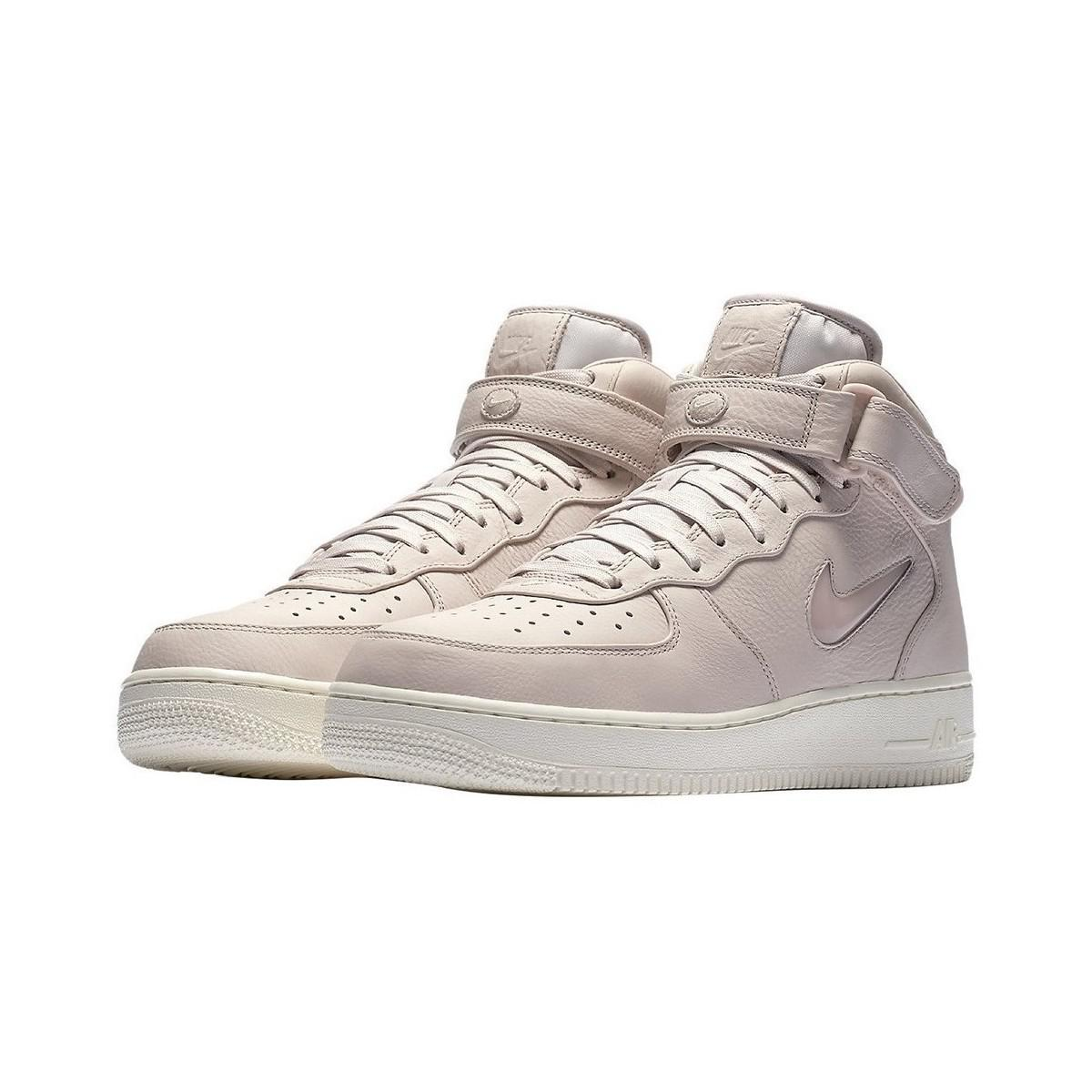 wholesale dealer 46c21 bb1f3 Gallery. Previously sold at Spartoo · Mens Nike Air Force ...
