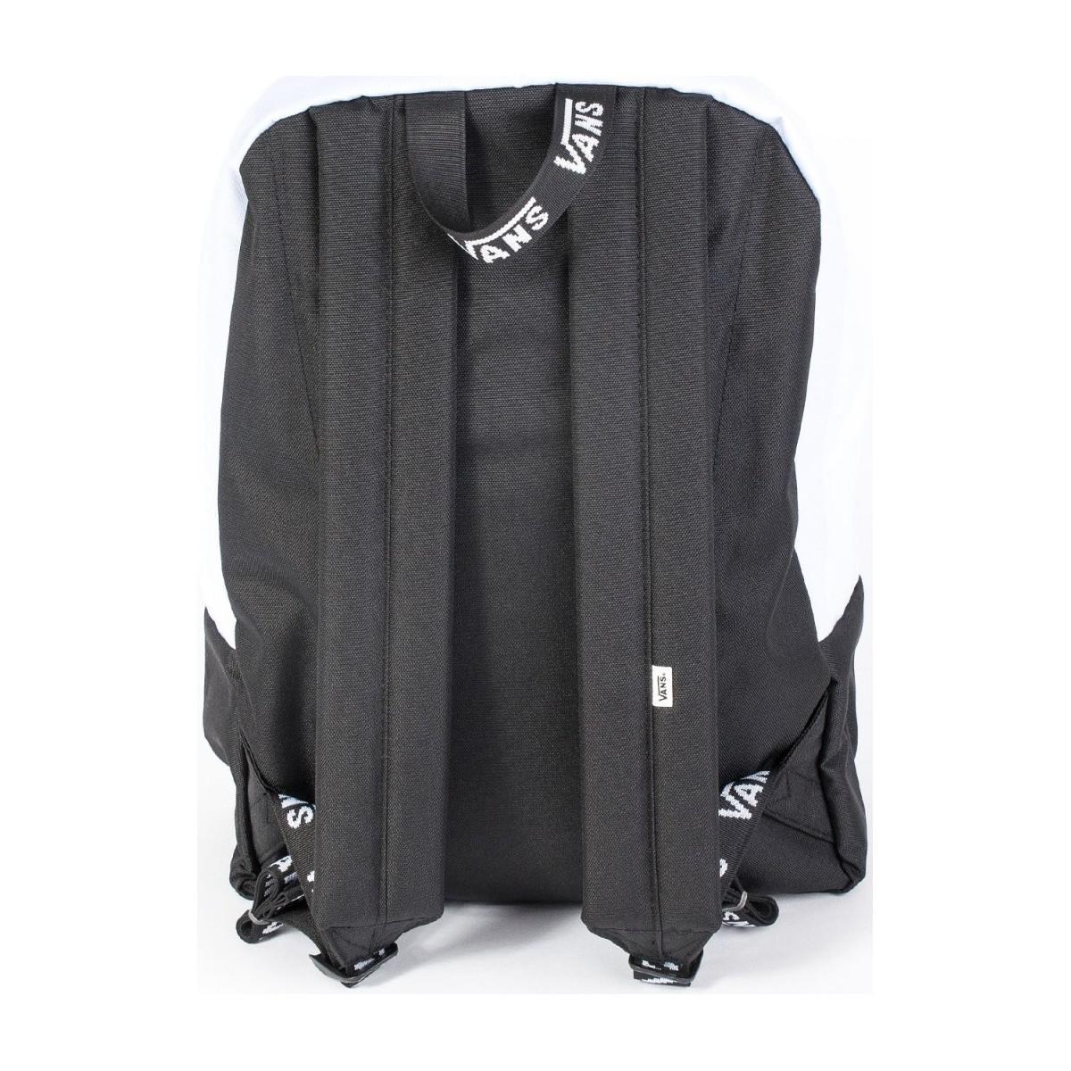6e0ec58b67e55e Vans - Mochila Sporty Realm Men s Backpack In Black for Men - Lyst. View  fullscreen