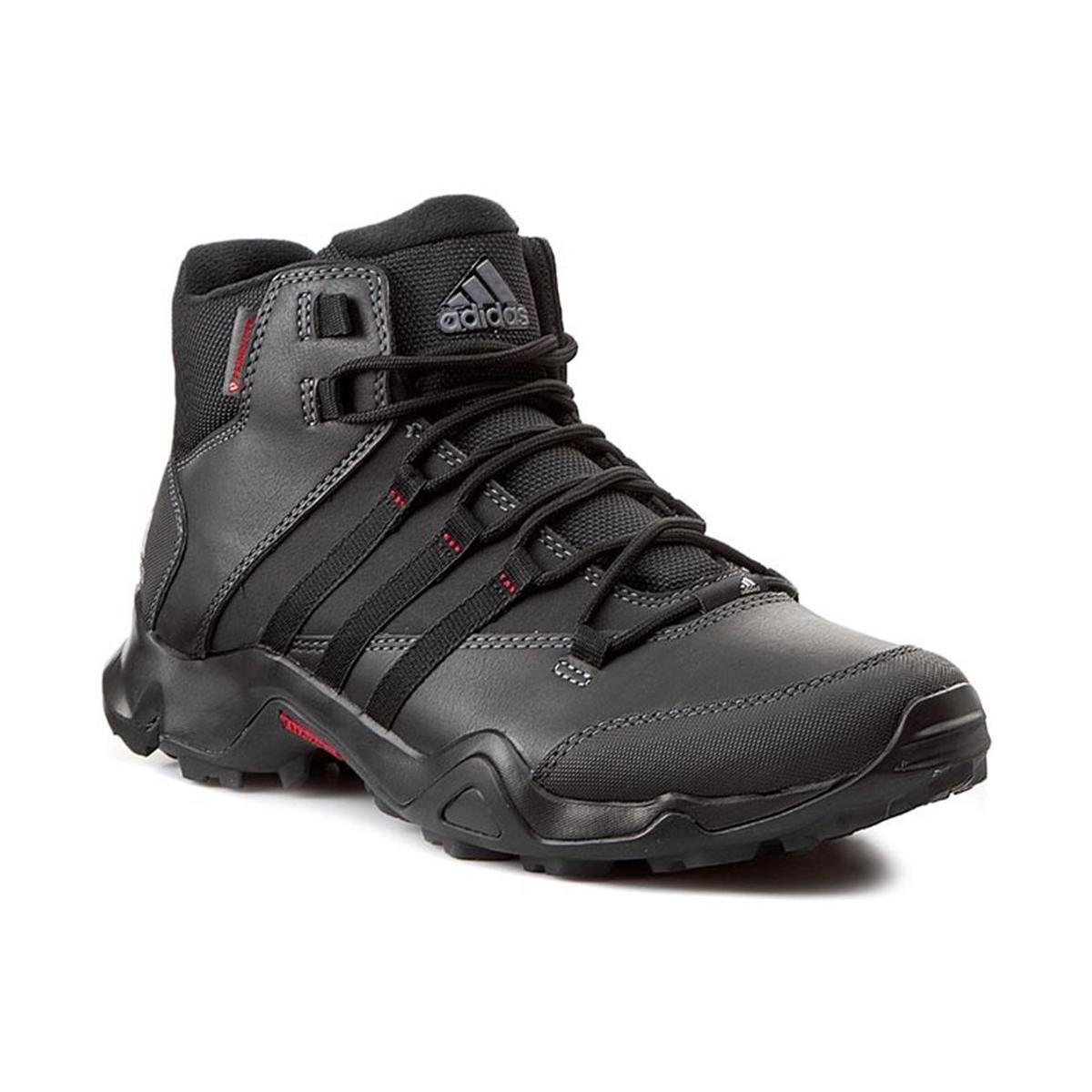 0810d3305fe28 adidas Cw Ax2 Beta Mid Men s Walking Boots In Black in Black for Men ...