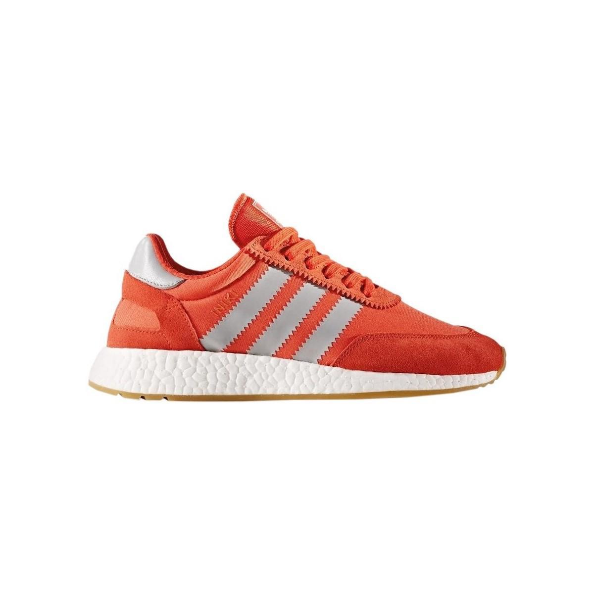 super popular 2b3b1 c9567 adidas. Red Iniki Runner W Womens Shoes ...