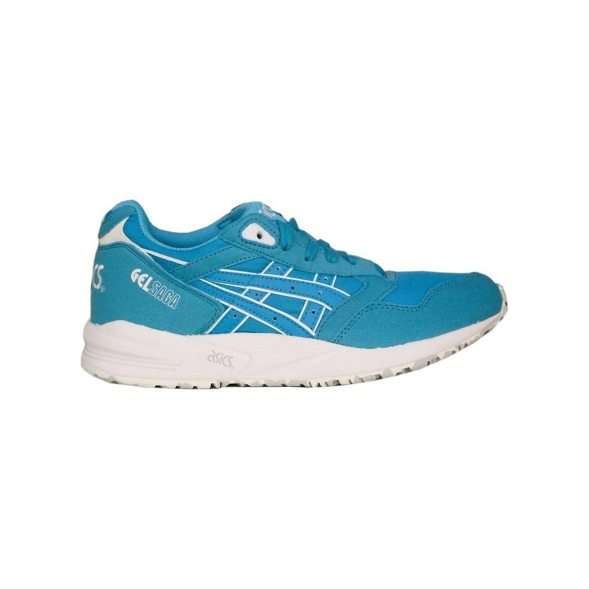 Asics - Tiger Gel Saga Summer Kite Pack Atomic Blue Women\u0027s Shoes (trainers)  In. View fullscreen