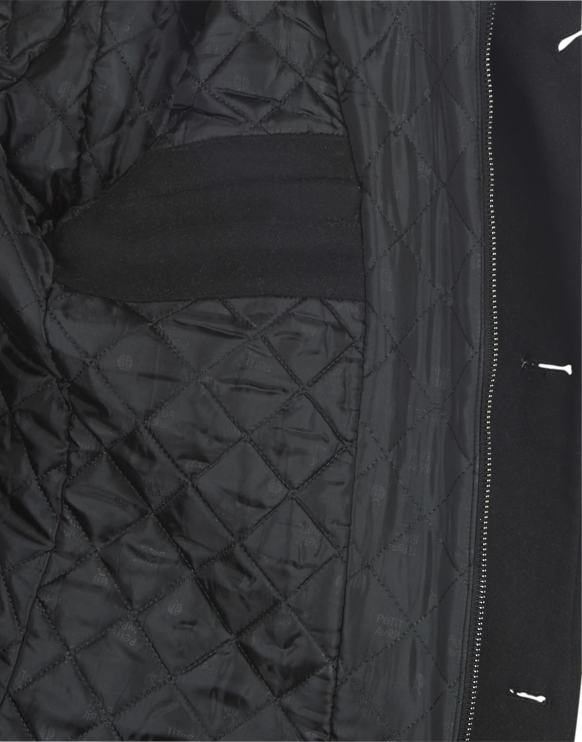 LARA Manteau Casual Attitude pour homme en coloris Noir zvNx7