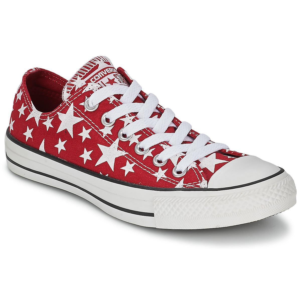 a2deffdd2f Converse Chuck Taylor All Star Multi Star Print Ox Men's Shoes ...