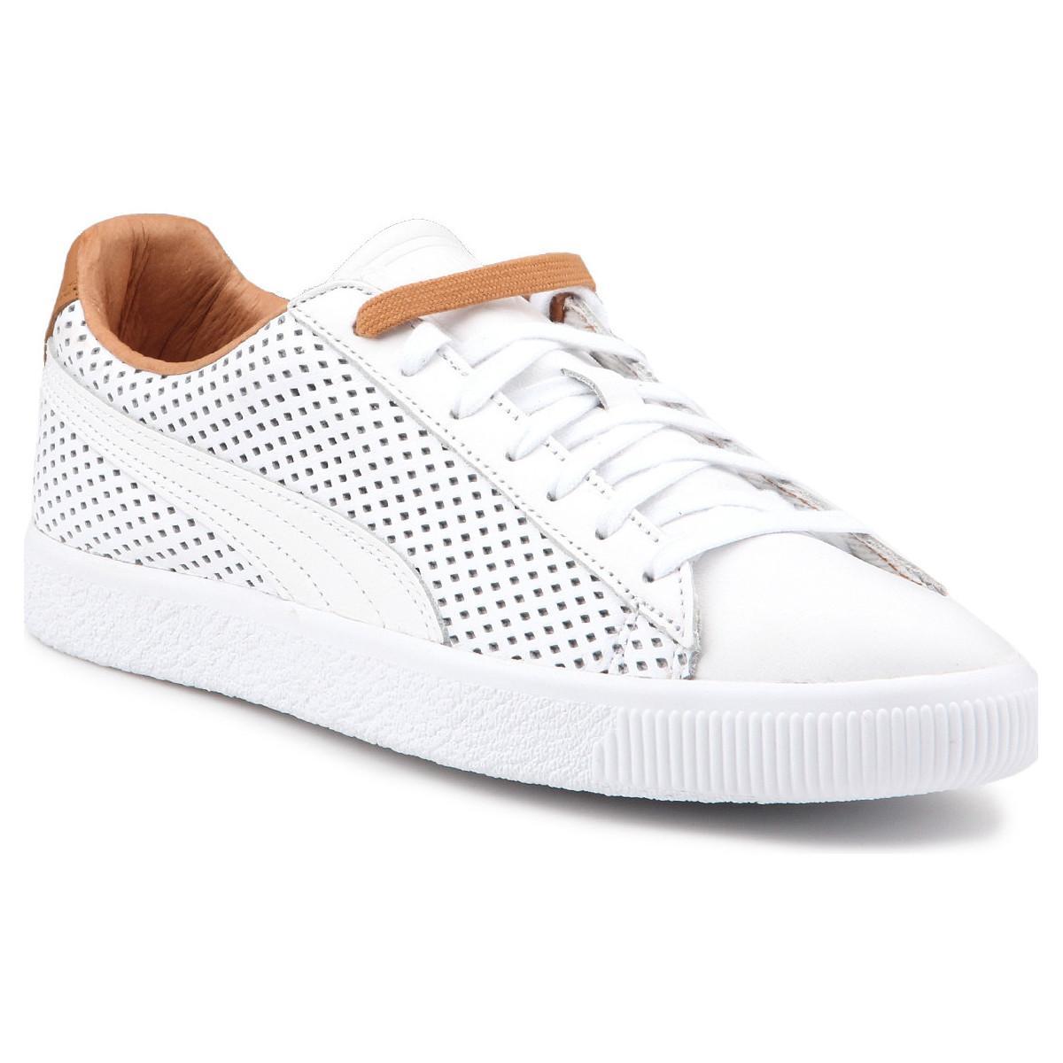 a9f2c679b4 PUMA Lifestyle Shoes Clyde Colorblock 2 363833 01 Men s Shoes ...