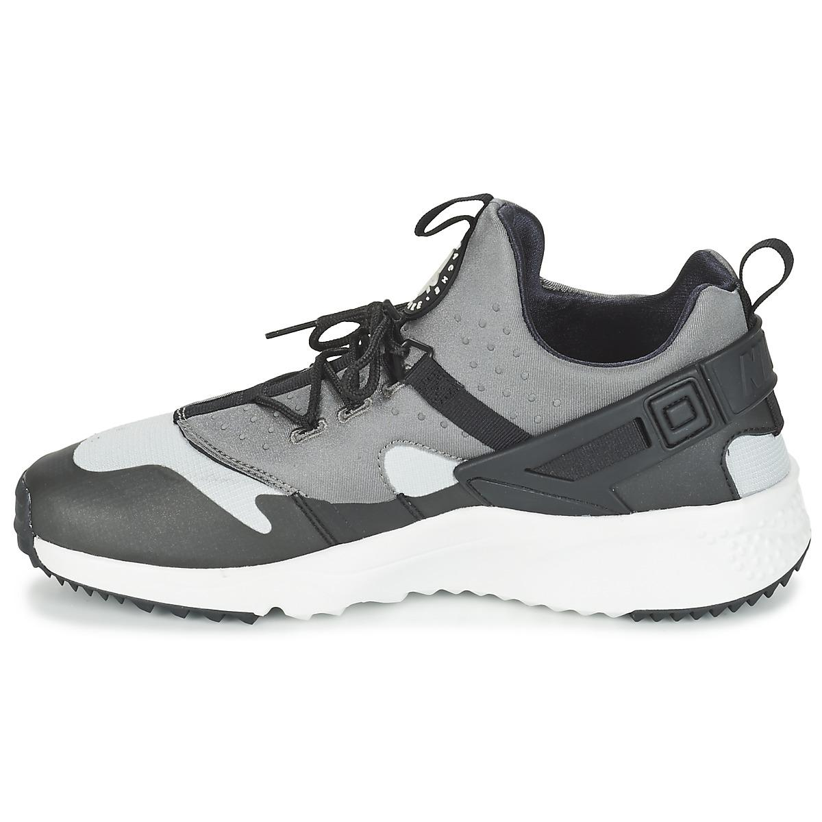 top quality top quality performance sportswear Nike Air Huarache Utility Shoes (trainers) in Grey (Gray) for Men ...