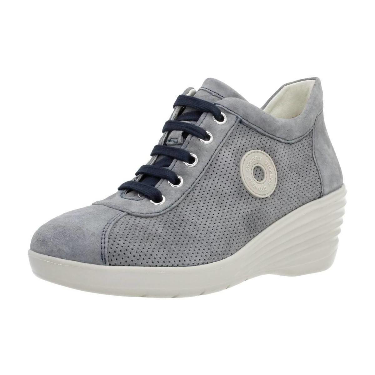 Womens Easy 1 Trainers Stonefly E1HgomD