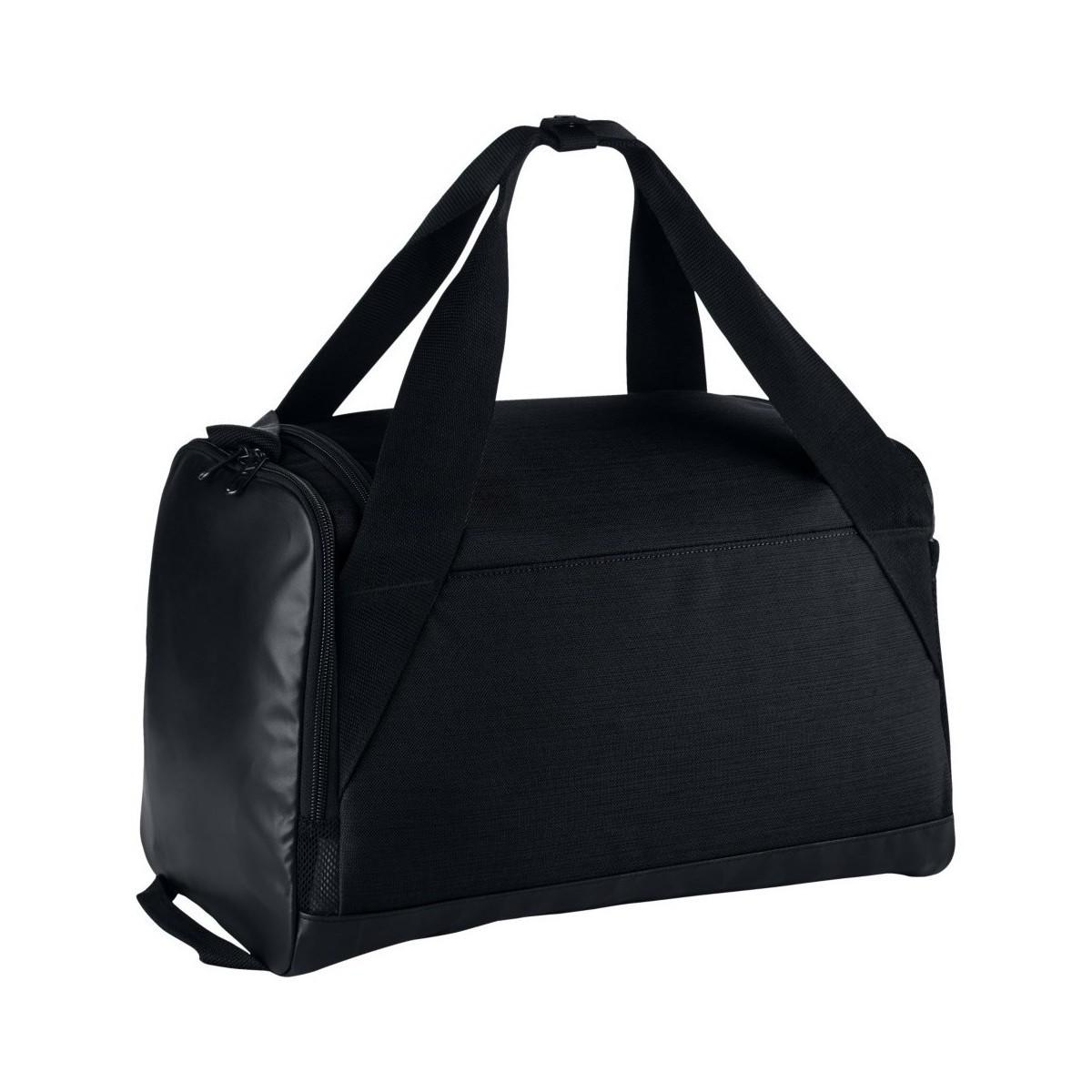 d43d005eeb Nike Brasilia Extra Small Xs Duff Men s Travel Bag In Black in Black ...