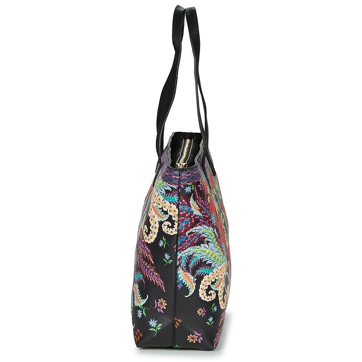 Desigual - Multicolor Feather Redmond Women s Shopper Bag In Multicolour  for Men - Lyst. View fullscreen 34a11c32be2dc