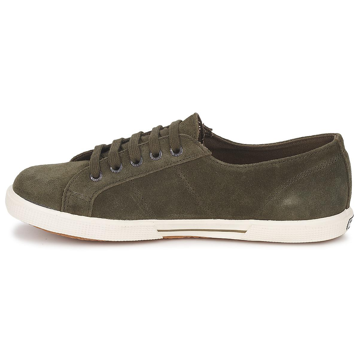 Superga 2950 Men's Shoes (trainers) In Green for Men