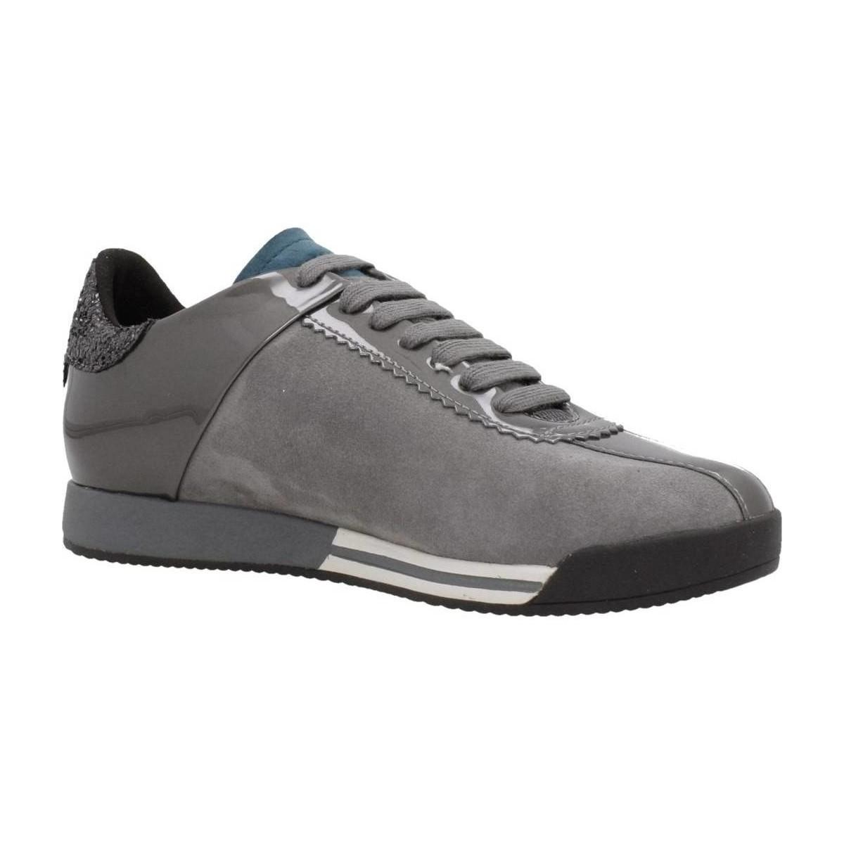 Geox D Chewa Women's Shoes (trainers) In Grey in Grey