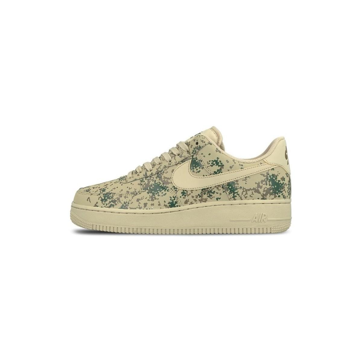 231cc2bd4a4bc Nike Air Force 1 07 Lv8 Country Camo Pack Men's Shoes (trainers) In ...