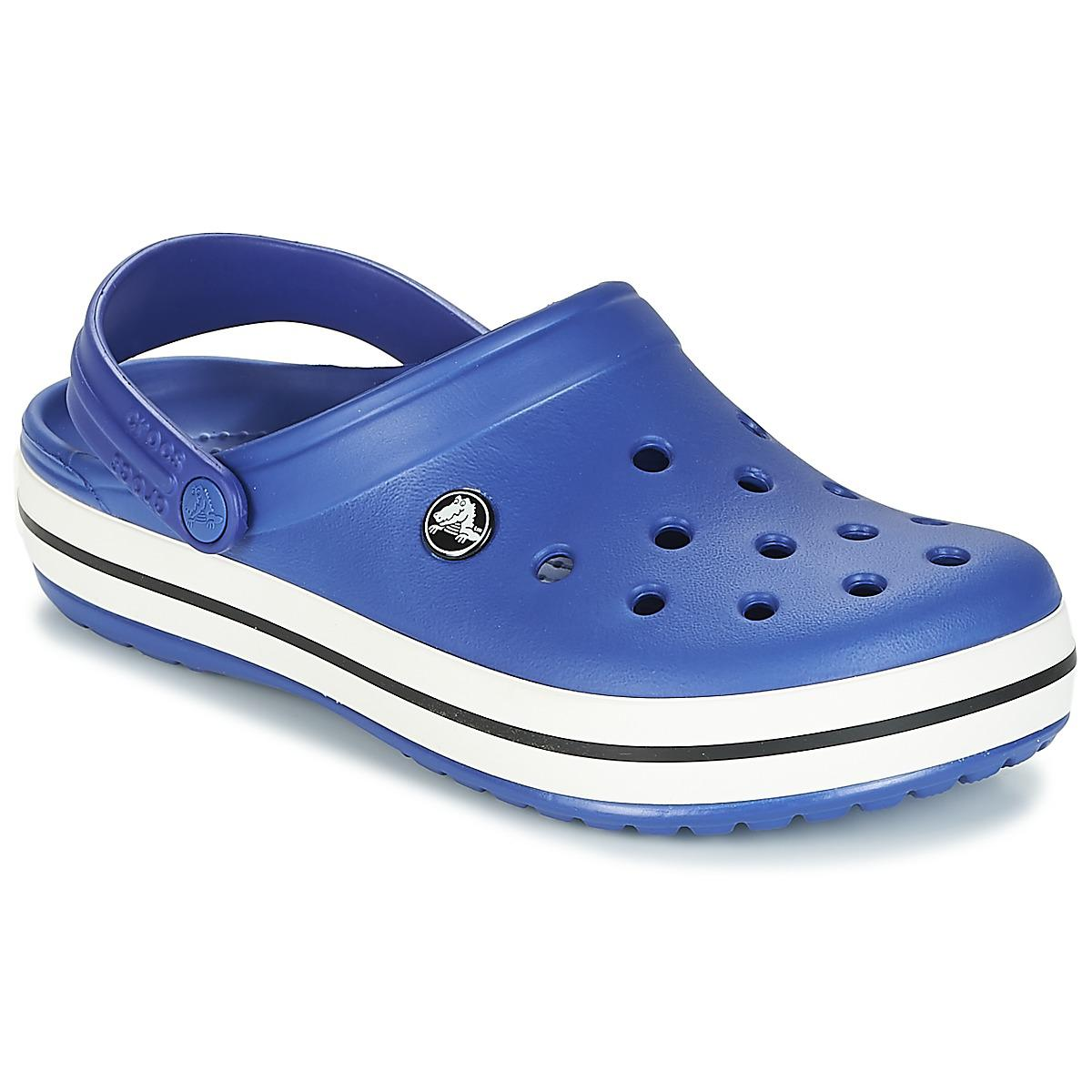 b88c23118 Crocs™ Crocband Men s Clogs (shoes) In Blue in Blue for Men - Lyst