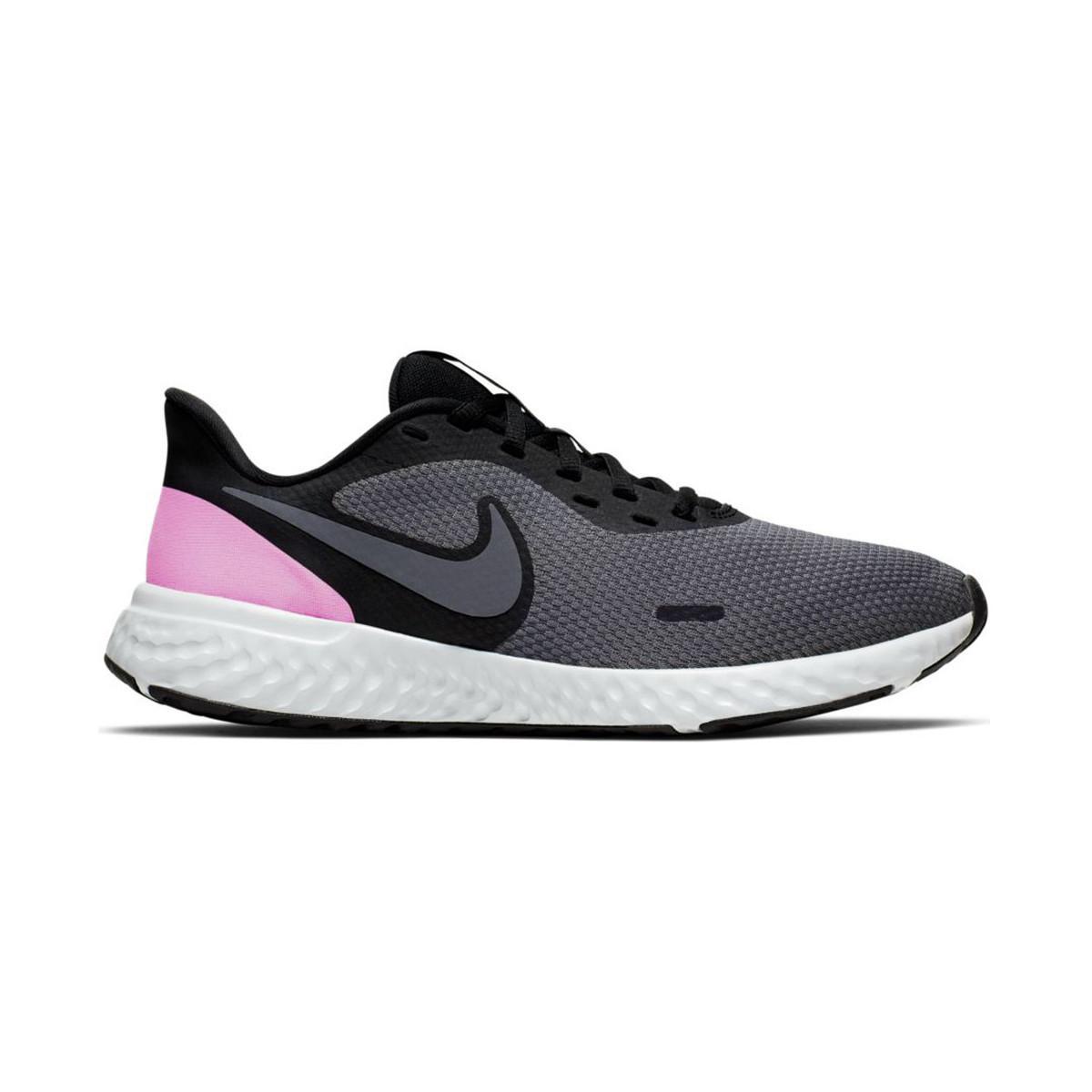 Wmns Revolution 5 Chaussures Nike en coloris Gris - Lyst